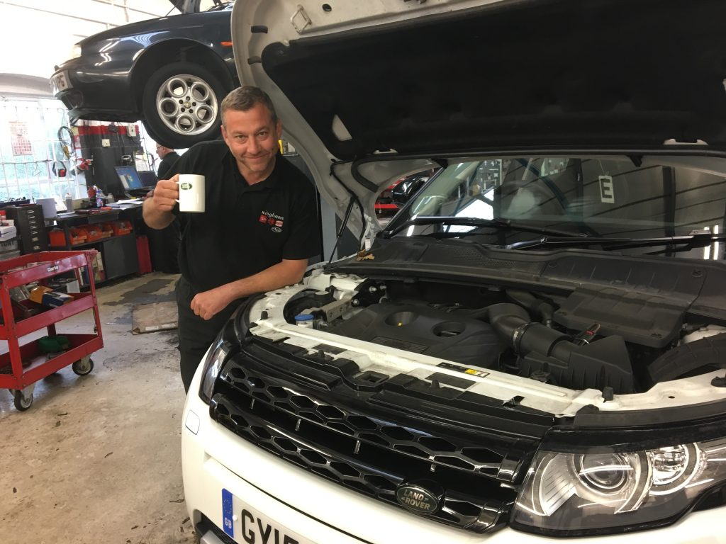 Land Rover Repairs in Croydon